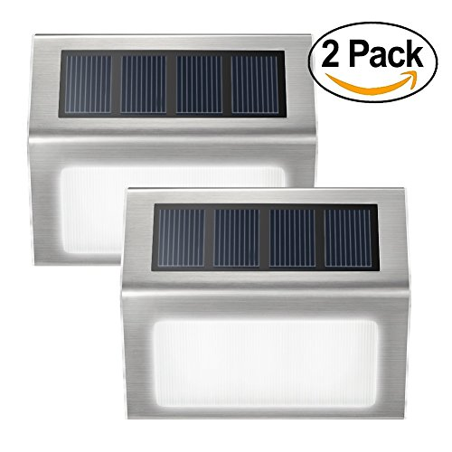 Patio Lights Wireless: LENDOO Solar Outdoor Light, Wireless Waterproof Light