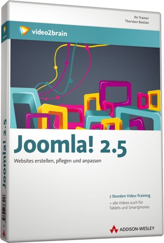 Joomla! - Videotraining (PC+MAC+Linux+iPad), Linux