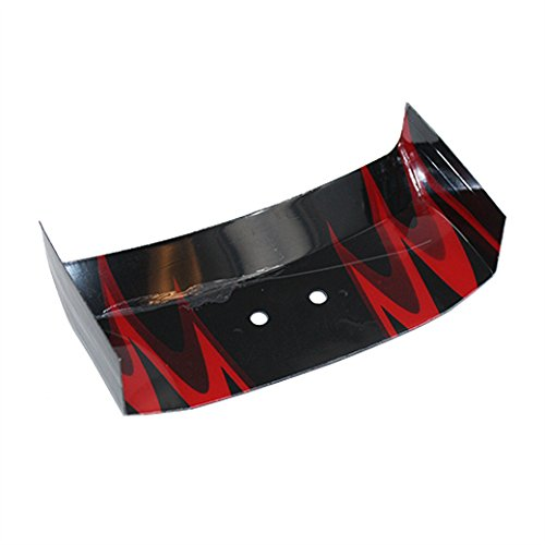 Redcat Racing Off Road Buggy Wing, Red Scheme