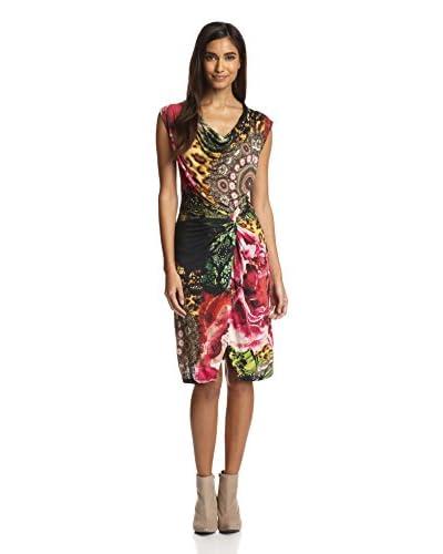 Desigual Women's Knot-Front Dress
