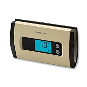 Honeywell RTH1120B Decor Manual Thermostat