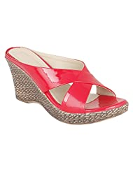 Niremo Women's The Eye Faux Leather Sandals - B00VE18WK4
