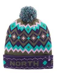 The North Face Ski Tuke V Beanie Garnet Purple, One Size