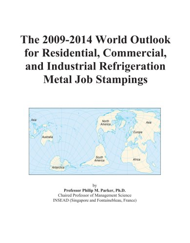 The 2009-2014 World Outlook For Residential, Commercial, And Industrial Refrigeration Metal Job Stampings front-451393