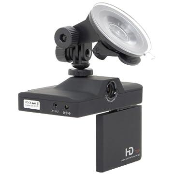 HD高画質 常時録画型 ドライブレコーダー HD-VC720PB