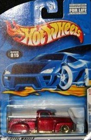 Mattel Hot Wheels 2001 First Editions La Troca No. 03/36 - 1