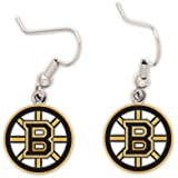 Boston Bruins Logo Earrings