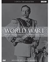 3 DVD World War I - 1914 - 1918 The Great War And The Shaping Of The Century - BBC - Region 2 - English Audio