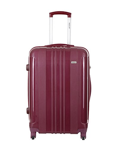 Travel One Valise Incassable - BARNLEY ROUGE - Taille M - 25cm - 63 L