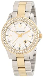 Michael Kors Women's MK5584 Madison Two Tone Watch