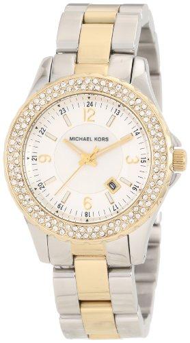 Michael Kors Women S Mk5584 Madison Two Tone Watch Uwe