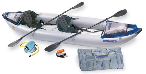 Sea Eagle 380x Inflatable Kayak  Pro Package