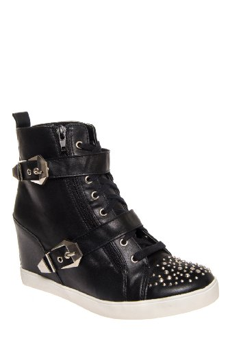 Kahi High Wedge Sneaker