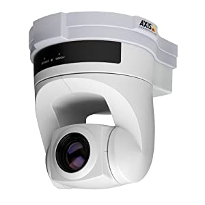 Axis 214 Ptz Network Camera Pan Tilt Zoom Day/night 2 Way Audio