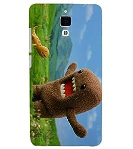 PRINTSHOPPII ANGRY CARTOON Back Case Cover for Xiaomi Redmi Mi4::Xiaomi Mi 4
