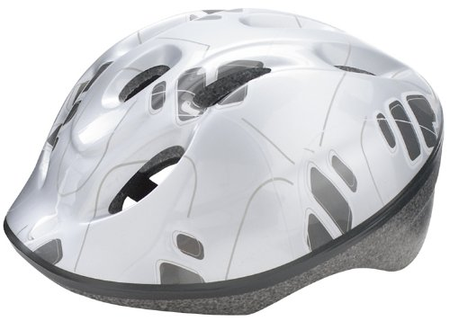 Avenir Sonic Jr. Kids Helmet, Grey (48-54cm)