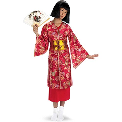 Geisha Girl Kids Costume
