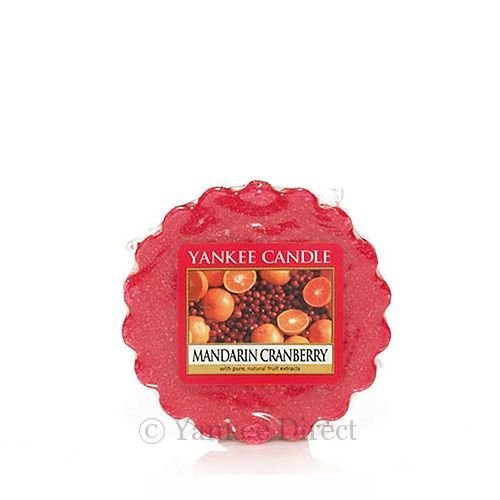 Yankee Candle Mandarin Cranberry Wax Tart