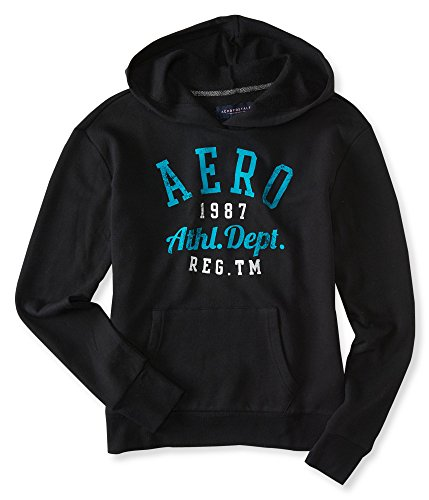aeropostale-womens-aero-athletic-dept-popover-hoodie-l-black