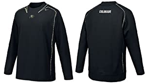 Colorado Buffaloes Pay Dirt Embroidered Smooth Finish Performance NikeFit Crew Top by Nike