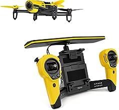 Parrot BeBop Drone avec Skycontroller Jaune pour Smartphone/Tablette