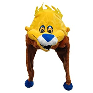 MLB Kansas City Royals Thematic Mascot Dangle Hat