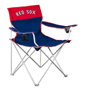 MLB Boston Red Sox Big Boy Folding Chair