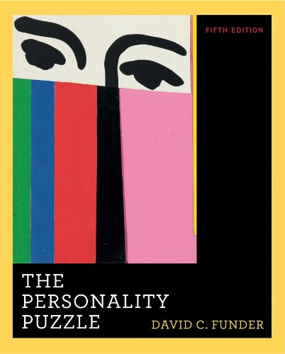 The Personality Puzzle (Fifth Edition)