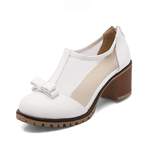 adee-womens-bows-zip-white-polyurethane-pumps-shoes-7-uk