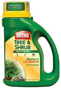 Ortho Tree And Shrub Insect Killer Multiple Insects Granules Imidacloprid 3 Lb.