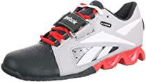 Reebok Womens Lifting Shoes Size 9 M J99457 Crossfit Lifter Steel Leather