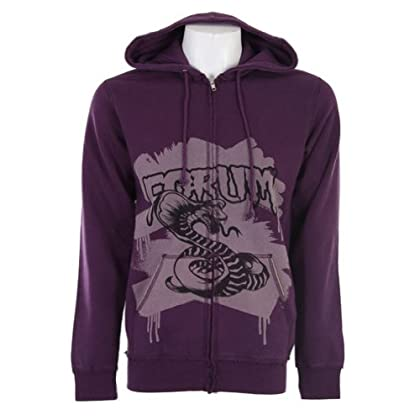 Forum Young Blood Hoodie Purple Mens promo code 2015