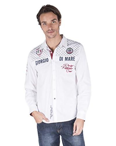 Giorgio Di Mare Camisa Hombre 13015 Blanco