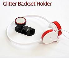 buy Skyzonal® Mini Headphone Holder Hanger Wall Pc Monitor Stand