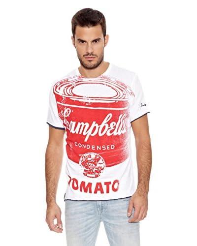 Pepe Jeans London T-Shirt Manica Corta Class [Bianco]