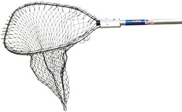 Ranger Big Game Landing Net 30-Inch Handle 15 x 17-Inch Hoop 24-Inch Net Depth