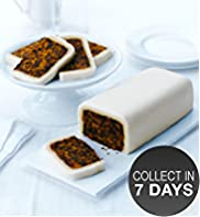 Gluten Free Fruit Cake Cutting Bar