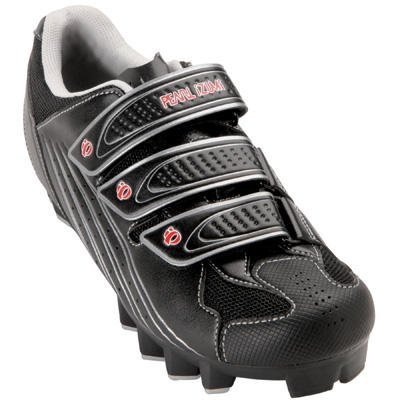 Pearl Izumi 2011 Women's Select MTB Bicycle Shoe - Black/Silver - 5770-528