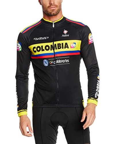 MOA FOR PROFI TEAMS Maillot Ciclismo Colobia Negro