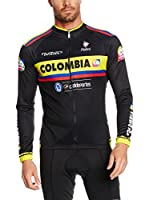 MOA FOR PROFI TEAMS Maillot Ciclismo Colobia (Negro)