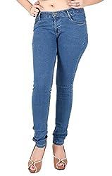 Obeo Women's Slim Fit Stretchable Denim-28