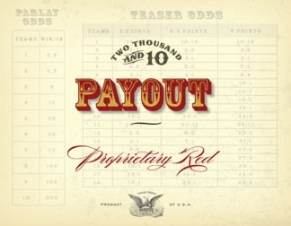 2010 Payout Blend - Red 750 Ml
