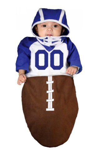 Bunting Touch down Infant Costume