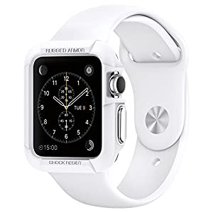 Apple Watch ケース, Spigen® アップル ウォッチ (38mm) ラギッド・アーマー