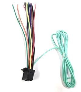amazon com xtenzi replacement harness for pioneer power pioneer avh-p2400bt wiring harness diagram pioneer avh-p2400bt wiring harness diagram