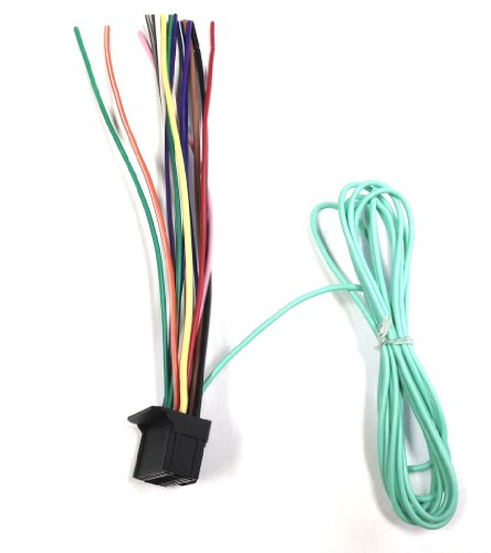 on sale xtenzi pioneer power cord harness speaker for dvd receiver cdp1301 avh p2300 p3200