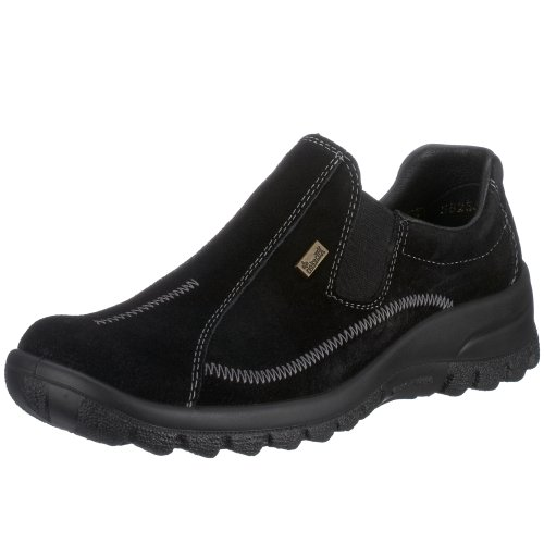 Rieker L7160-00, Damen Slipper,