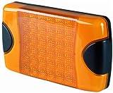 HELLA 959070301 9060 DuraLED Series 27-8 Watt Amber Turn Lamp
