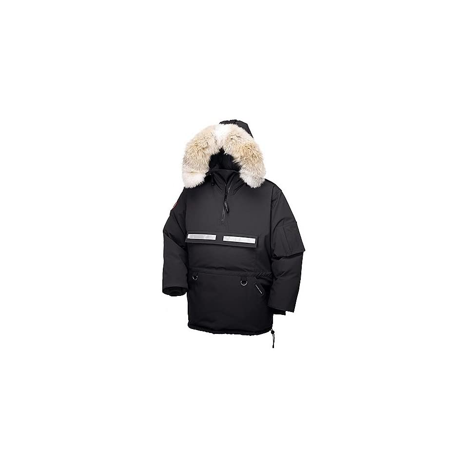 Canada Goose langford parka sale authentic - Canada Goose Baffin Anorak Mens Black Small Clothing on PopScreen