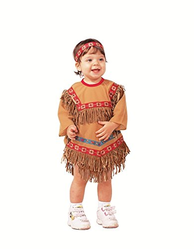 Native American Indian Girl Infant Toddler Costume